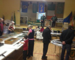 Leitrim and Offaly exhibitions