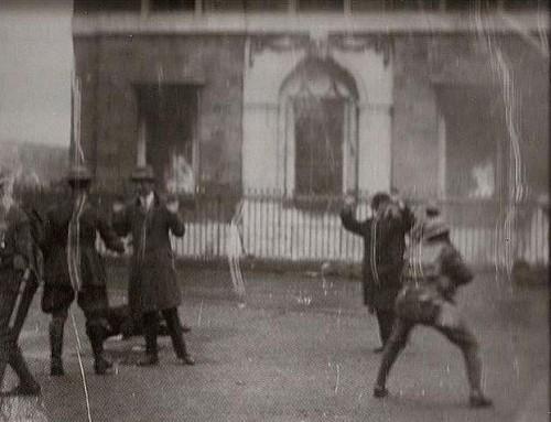 Irish Volunteers 1916-1921