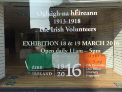 IVCO Irish Volunteer Commemorative Organisation February Meeting
