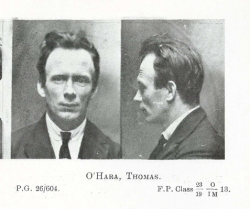 Thomas O'Hara Information required