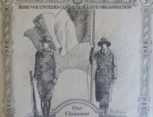 Irish Volunteers Commemorative Organisation wish all our members,supporters and Friends a happy and peaceful Christmas